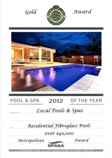 2012-gold-award-residential-fibreglass-pools-over-40k