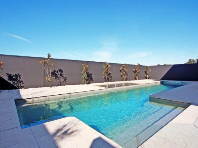 Local Pools and Spas Sydney Fibreglass Pool Builder NSW Compass Pools Fast Lane 2