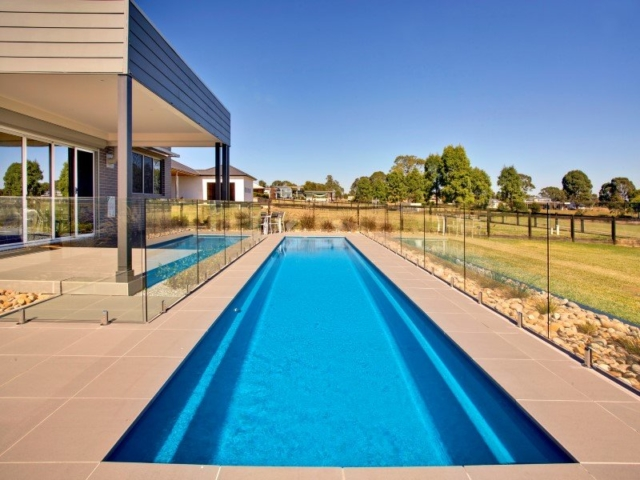 Local Pools and Spas Sydney Fibreglass Pool Builder NSW Compass Pools Fast Lane 5