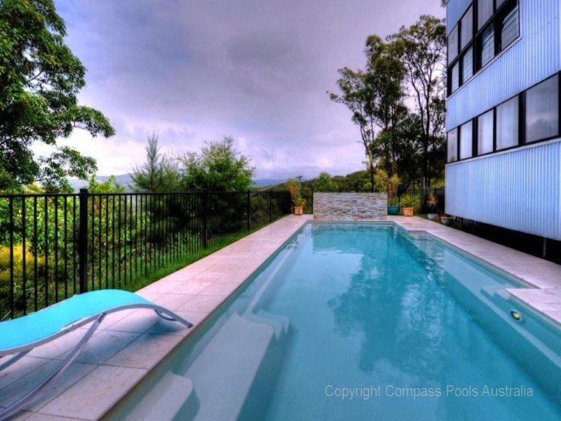 Local Pools and Spas Sydney Fibreglass Pool Builder NSW Compass Pools Vogue 8