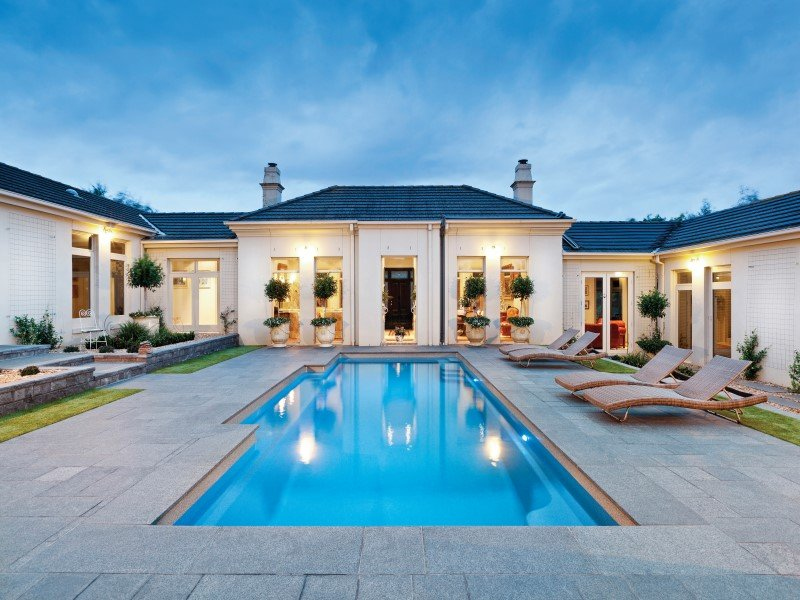 Local Pools and Spas Sydney Fibreglass Pool Builder NSW Compass Pools Vogue 9