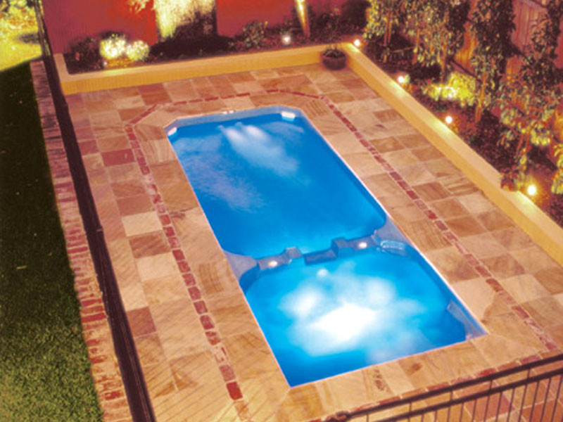 Local Pools and Spas Sydney Fibreglass Pool Builder NSW Compass Spa Pools 8