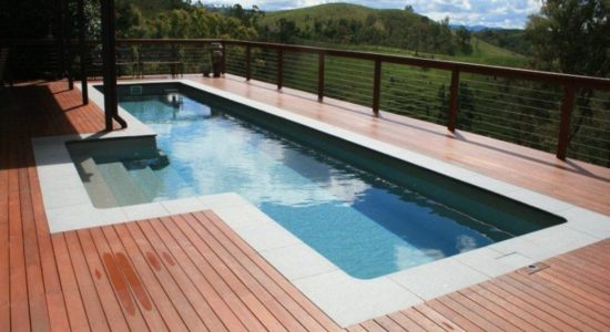 Local Pools and Spas Sydney Fastlane Fibreglass Pool