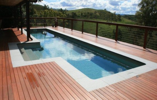Local Pools and Spas Sydney Fastlane Fibreglass Pool