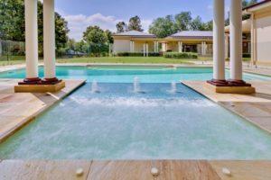 Local Pools and Spas Sydney Fibreglass Spa
