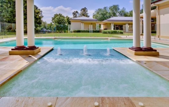 Local Pools and Spas Sydney Fibreglass Spa