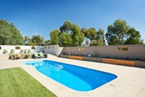 Local Pools and Spas Sydney Riviera Fibreglass Pool