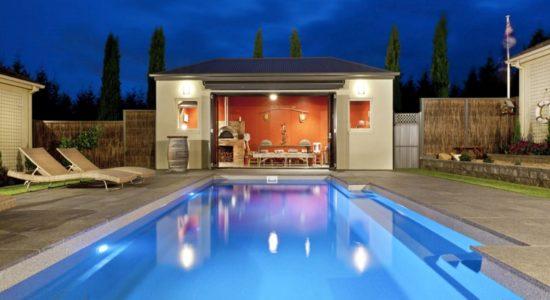 Local Pools and Spas Sydney Vogue Fibreglass Pool