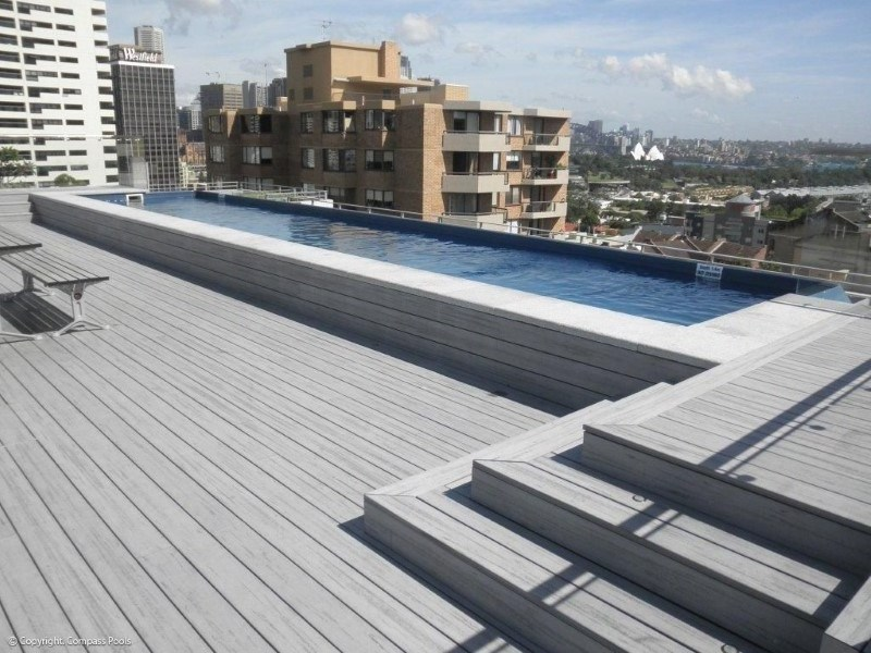 Local Pools and Spas Sydney Above Ground Fibreglass Pools with Maxi Rib 3