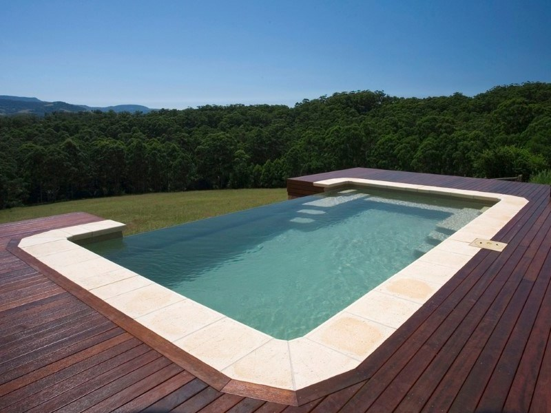 Local Pools and Spas Sydney Above Ground Fibreglass Pools with Maxi Rib 4