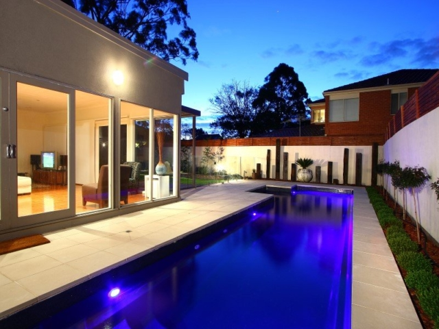 Local Pools and Spas Sydney Fibreglass Pool Builder NSW Compass Pools Fast Lane 7