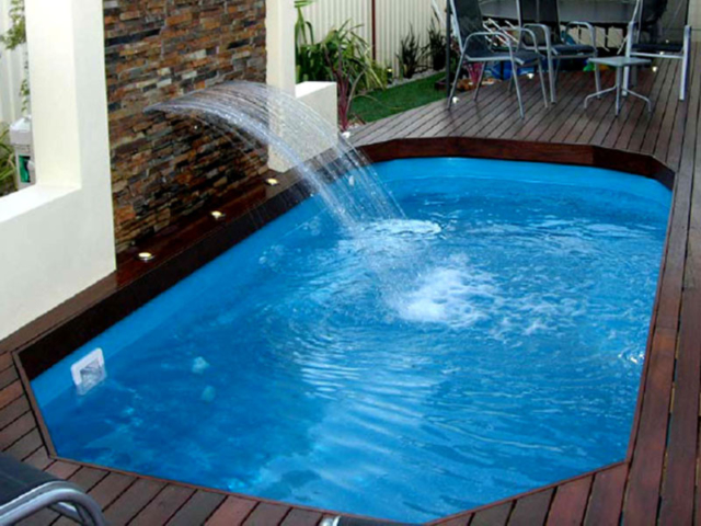 Local Pools and Spas Sydney Fibreglass Pool Builder NSW Compass Spa Pools 7