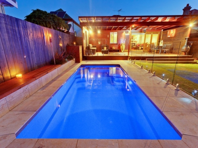 Local Pools & Spas Sydney - Fibreglass Swimming Pool Installation Ideas in NSW 7