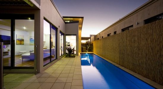 Local Pools and Spas Sydney Fibreglass Lap Pools